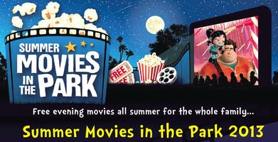 Summer Movies In the Park - July 26, 2013