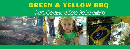 Green & Yellow BBQ