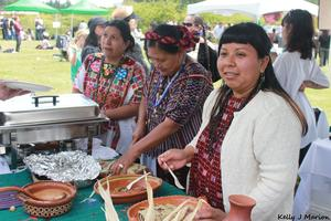 Three Sisters in The Kitchen: A Traditional Maya...