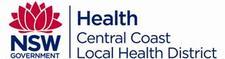 Central Coast Local Health District (CCLHD logo