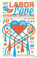 2nd Annual Labor of Love Home Brew Competition