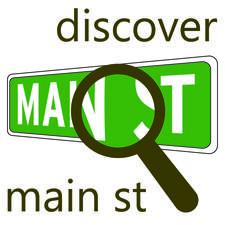Discover Main Street  logo