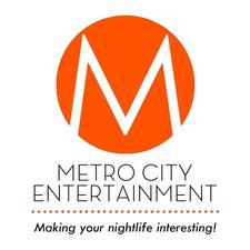 Metro City Ent logo