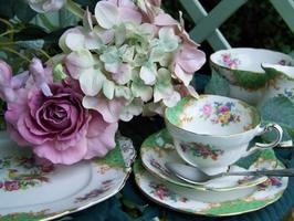 Victorian Afternoon Tea at The Octavia Hill Flower &...