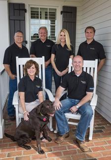 Tom Dillard, Dillard-Jones Builders, A Member of the Southern Living Custom Builder Program logo