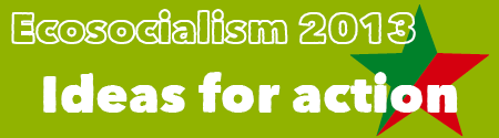 Ecosocialism 2013 - Ideas for Action