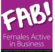 FAB! Females Active in Business   AUGUST 2013