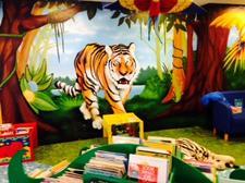 Sutton Childrens Library logo