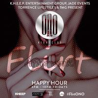 "Premier Opening of ""ONO"" Nightclub - FLIRT After-Work..."