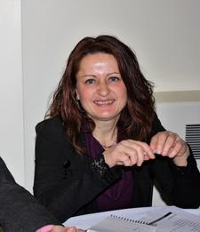 Ginette Gauthier, andragogue M.Ed., CreaViva logo