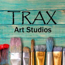 TRAX Art Studios logo
