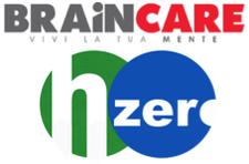 Hzero sas e Braincare srl logo