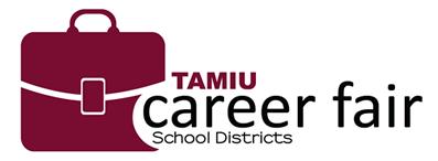 TAMIU's 2013 School Districts Career Fair