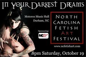 The North Carolina Fetish Art Festival