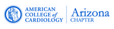 Arizona Chapter of the American College of Cardiology logo