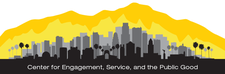 EPIC - Center for Engagement, Service, and the Public Good logo