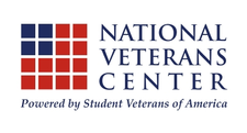 The National Veterans Center logo
