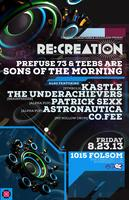 RE:CREATION ft PREFUSE 73 & TEEBS AS SONS OF THE...