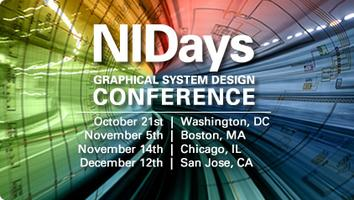 NIDays North America 2013: Graphical System Design...