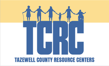 Tazewell County Resource Centers logo