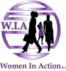 Women In Action Inc.  logo