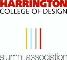 Harrington College of Design Alumni Association logo