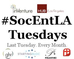 #SocEntLA Tuesdays @ Salvage Bar and Lounge