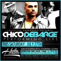 Socialite Saturdays Presents Chico Debarge at Harlem Ni...