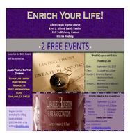 Free Wealth Legacy & Estate Planning Class