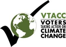 Voters Taking Action on Climate Change  logo