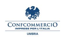 Confcommercio Umbria logo