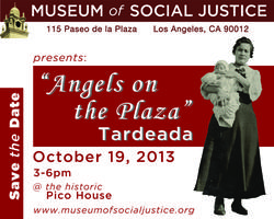 """Angels on the Plaza"" Tardeada"