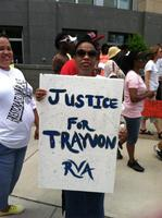 MARCH ON WASHINGTON/JUSTICE FOR TRAYVON MARTIN