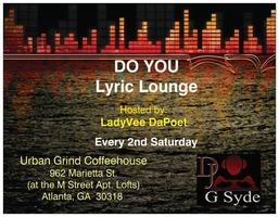 Do You Lyric Lounge *Reserved Seating*