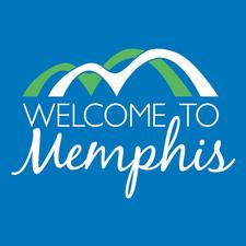 Welcome to Memphis logo
