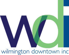 Wilmington Downtown, Inc. (WDI) logo