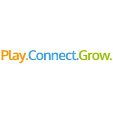 Play.Connect.Grow. logo