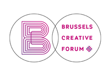 Brussels Creative Forum logo