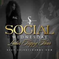 SOCIAL WEDNESDAYS - HAPPY HOUR