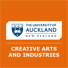 The School of Music at the University of Auckland logo