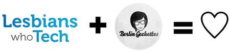 Lesbians Who Tech + Berlin Geekettes + Biergarten
