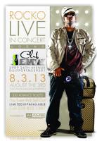 Rocko  Live In Concert