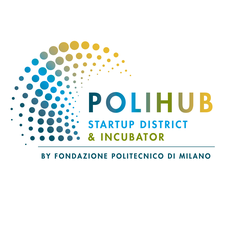 PoliHub, Startup District & Incubator logo