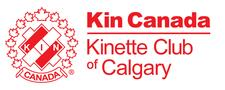 Kinette Club of Calgary  logo
