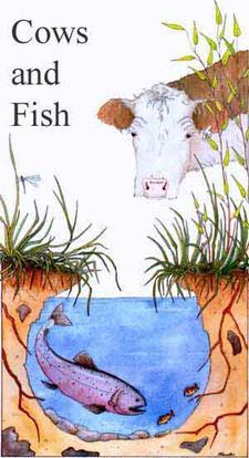 Cows and Fish logo