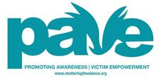 PAVE: Promoting Awareness, Victim Empowerment logo