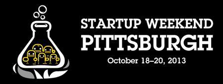 Startup Weekend Pittsburgh 10/18/2013