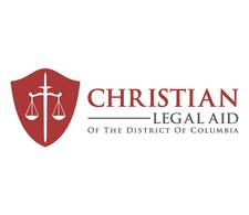 Christian Legal Aid of the District of Columbia (CLADC) logo
