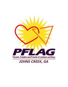 PFLAG JOHNS CREEK logo