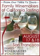 Family Winemakers San Francisco 2013 Consumer Tickets